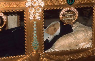 St. Bernadette Soubirous, Mummy Cantik Berusia Ratusan Tahun