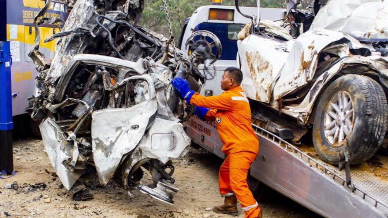 Pembunuh Nomor 1 Di Dunia, Kecelakaan Maut Di Jalan Raya
