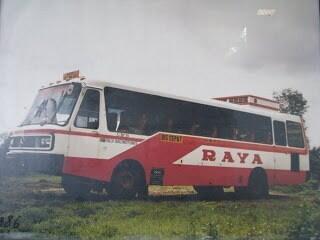 Sejarah PO Raya - Terkenal Akan Kenyamanannya, Bus Ini Memakai Kursi Bekas Pesawat