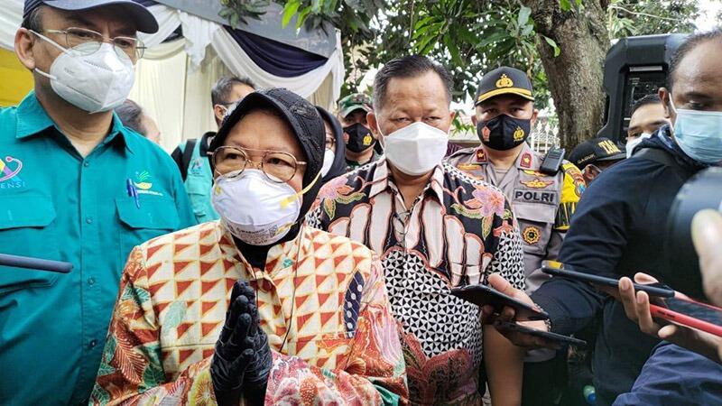 Risma Ngoyo Terbang ke Papua Demi Data Orang Miskin