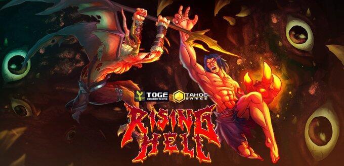 Debut Konsol Game Roguelite 'Rising Hell' Asal Indonesia
