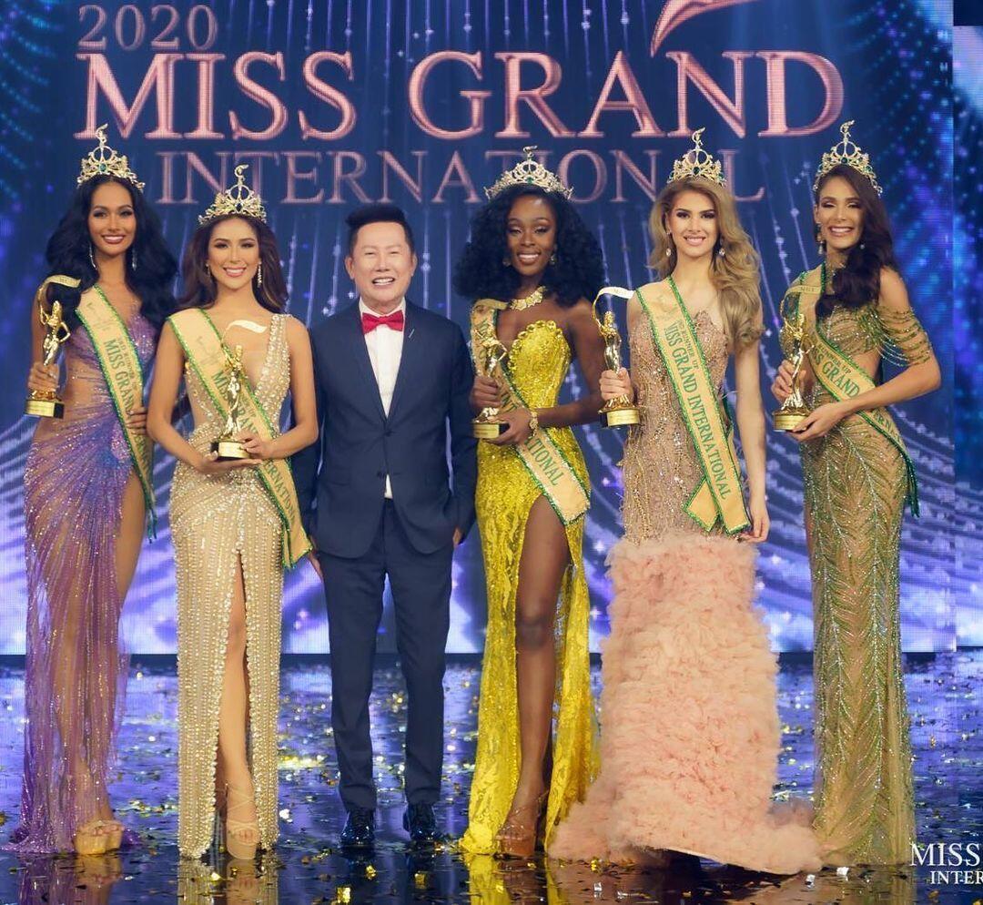 [Aurra Kharisma] Bangga! Indonesia Tembus Top 5 Di Miss Grand International
