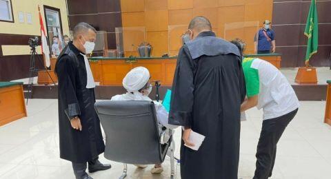 Keras! Jaksa Semprot Habib Rizieq: Ngaku Imam Besar, Kata-kata Biadab!