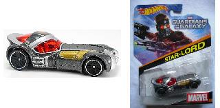 Hot Wheels Edisi Marvel yang kece kece