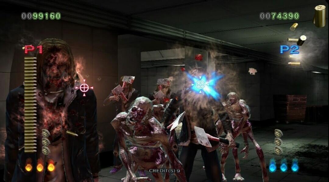 Nostalgia! Game House Of The Dead 4