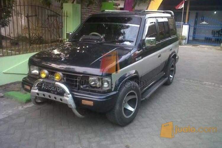 Isuzu Panther, Mobil Bermesin Diesel Andalan Orang Indonesia Yang Kini Telah Tiada