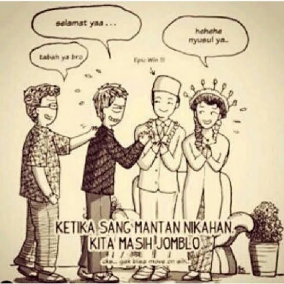 Apa Pilihan Kamu Ketika Menikah! Undang Mantan Atau Tidak? Apa Datang Tak Diundang