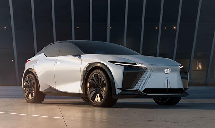 """Evolusi Lexus, Toyota Akan Luncurkan Mobil Listrik """"LF-Z"""", Intip Yuk"""