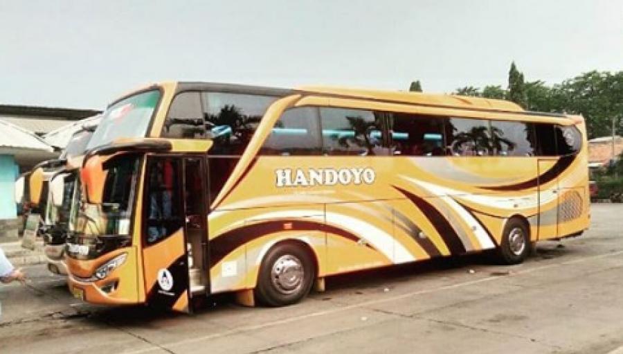 Sejarah PO Handoyo - Eksistensi Sang Legenda dari Lembah Tidar