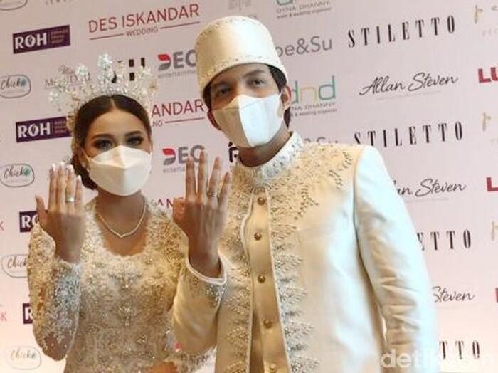 Kenapa Pernikahan Atta-Aurel Dihadiri Presiden, Menhan, Ketua MPR? Inikah Alasannya!