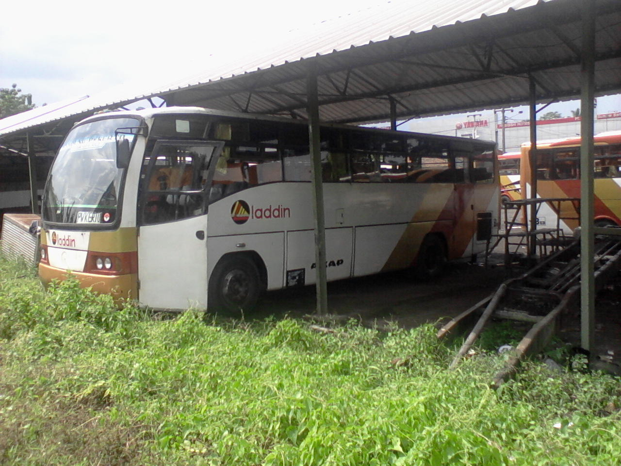 Sejarah PO Aladdin - Bus Legendaris Asal Ciamis yang Terlupakan