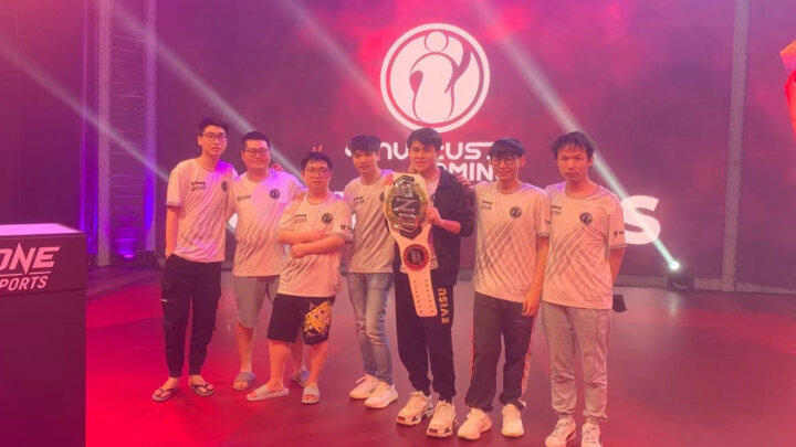 Invictus Gaming Memenangkan DOTA 2 Singapore Major Auto Cuan!
