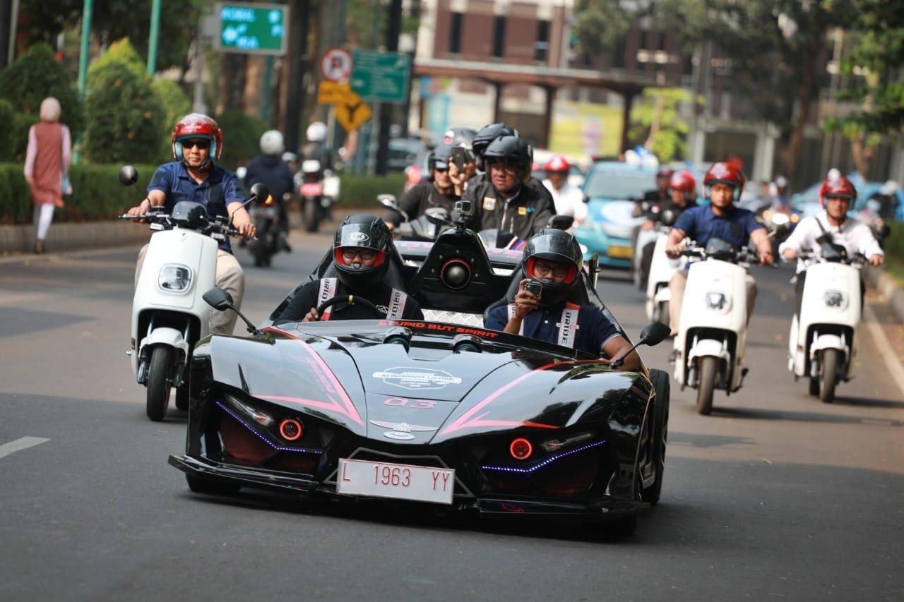 Tak Ada Kerugian Negara dalam Rencana Balapan Formula E Jakarta