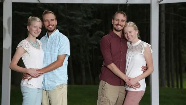 Kembar Identik Menikah dengan Kembar Identik, Salah Satunya dari Indonesia