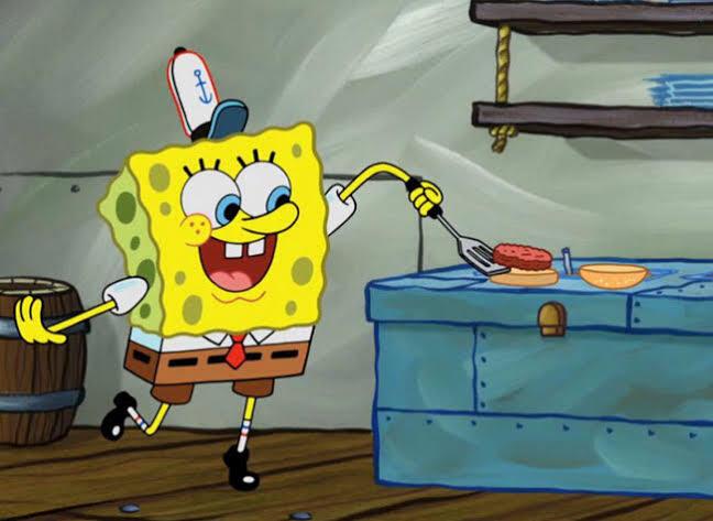 3 Karakter Spongebob Dapat Ditiru dalam Kehidupan Sehari-hari