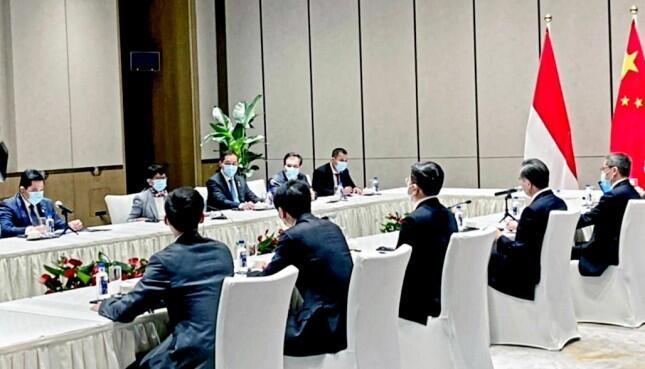 RI Berhasil Capai Kesepakatan Dagang Dengan Enam Perusahaan China Senilai Rp 20 T