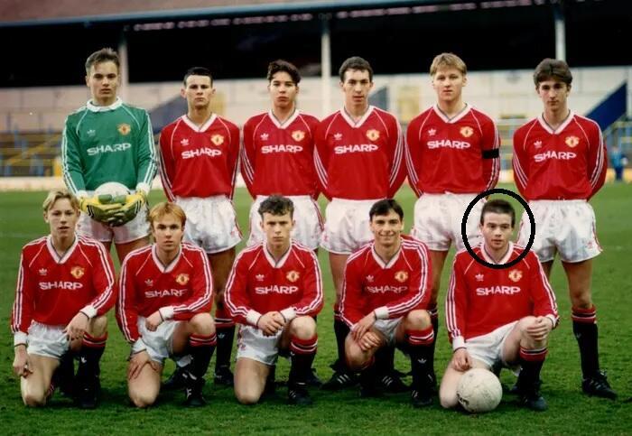 Kisah Tragis Adrian Doherty, Wonderkid Manchester United!