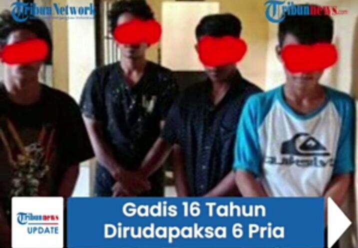 Waspada Bermedia Sosial, Gadis 16 Tahun Ini Dirudapaksa 6 Orang dan Diancam Dibunuh!