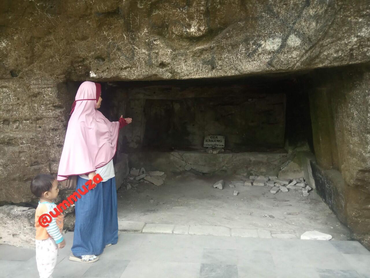 Goa Selarong, Napak Tilas Pangeran Diponegoro