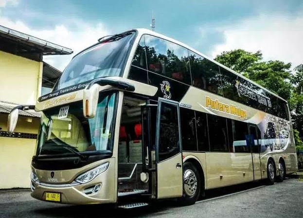 Mengenal Putera Mulya, Pelopor Bus Tingkat Jarak Jauh Di Indonesia