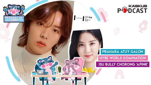Artis Korea Jadi Tukang Galon Hingga Agency BTS Ganti Nama?!