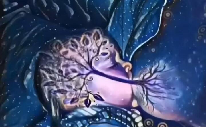 Bukan Sekedar Menyusui Melainkan ada Pohon Hidup di Dalam Payudara, Kok Bisa?