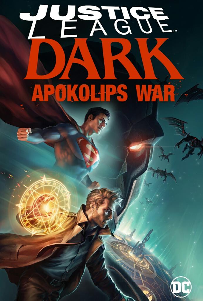 Justice League Dark:Apokalips War Review, Film Animasi Justice League Terakhir?