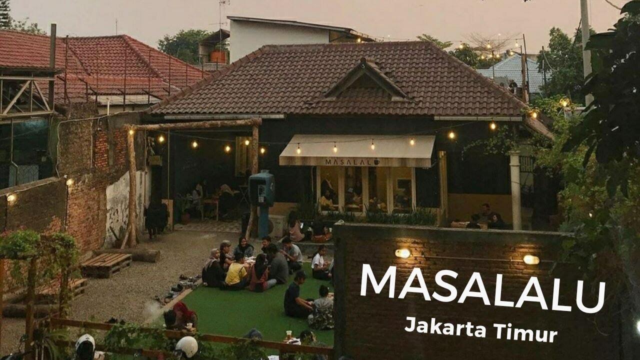 Kedai kopi halal di Jakarta