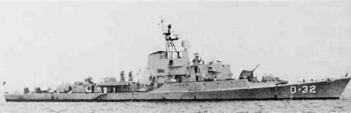 Almirante Clemente Class - Kapal Perang TNI AL Buatan Negeri Pizza