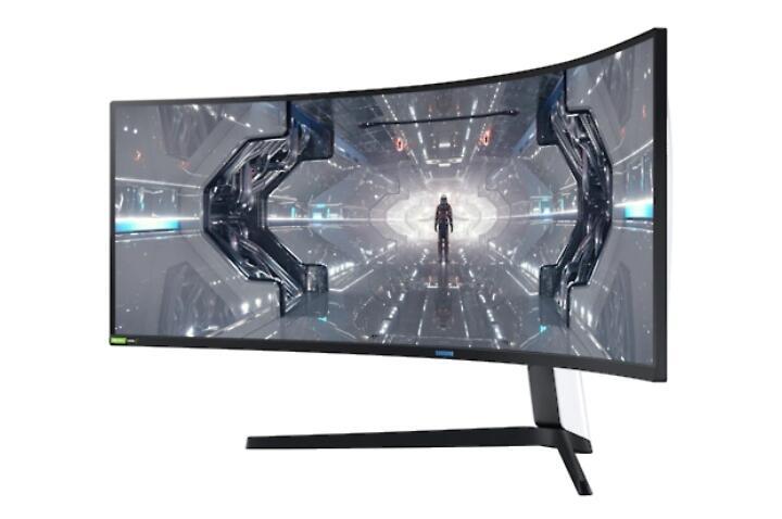 """Monitor Para Gamer Sultan """"Odyssey G9 2021"""" Dibanderol 67 Juta Rupiah"""