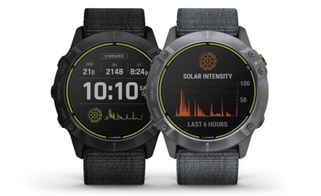 Garmin Enduro, GPS Multisport Watch dengan Baterai Tahan Berminggu-minggu