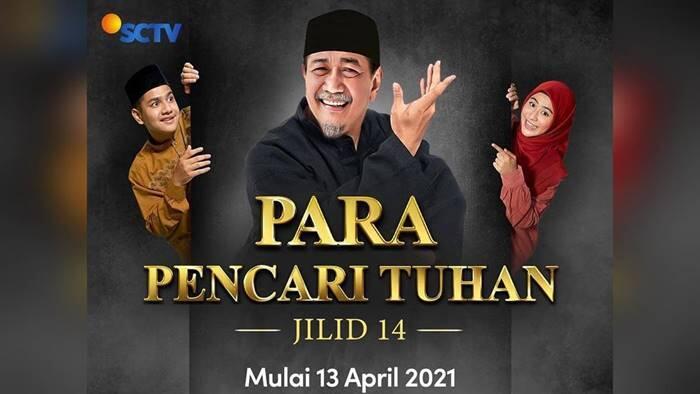 Nostalgia Sinetron Ramadhan Temen Ngabuburit Sebelum Buka Puasa