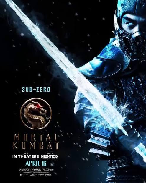 Kelamaan Di Dalam Kulkas, Joe Taslim Jadi Sub Zero Di Film Mortal Kombat