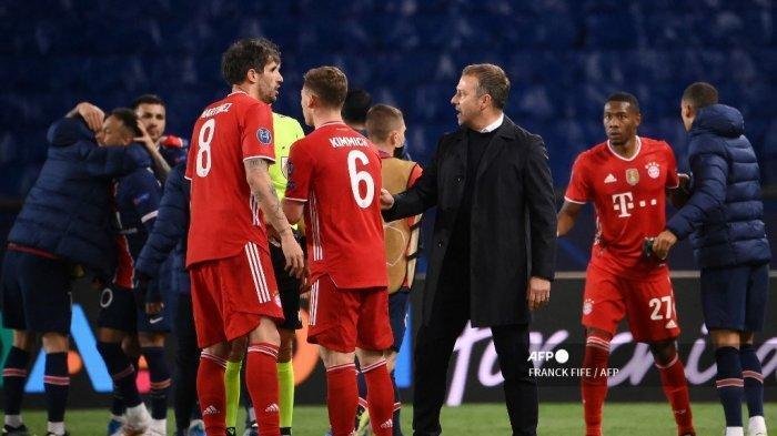 Bayern Munchen Gagal ke Semifinal UCL, Masa Gara – gara Gak Ada Lewandowski?