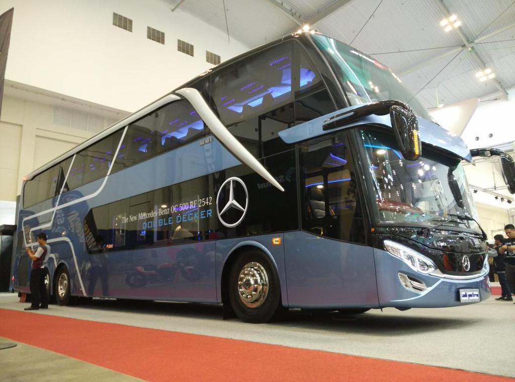 Perkembangan Jetbus, Body Populer Nan Elegan Buatan Karoseri Adiputro Malang