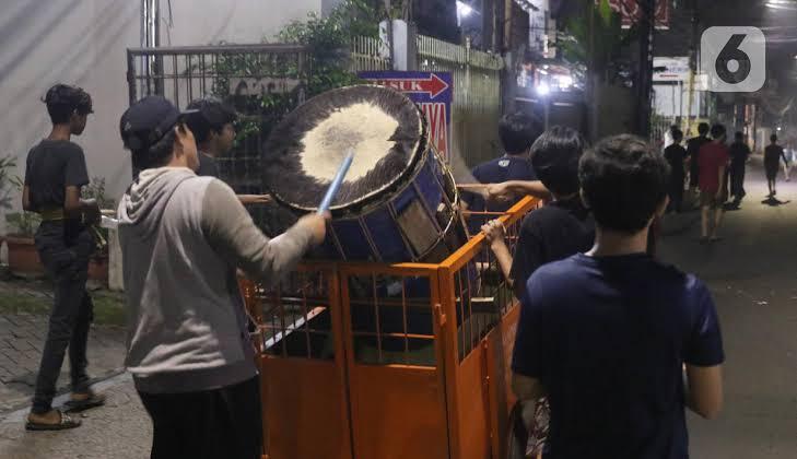 Kupat Qunut Dan Semaraknya Adu Bedug Tradisi Daerah Pandeglang Banten