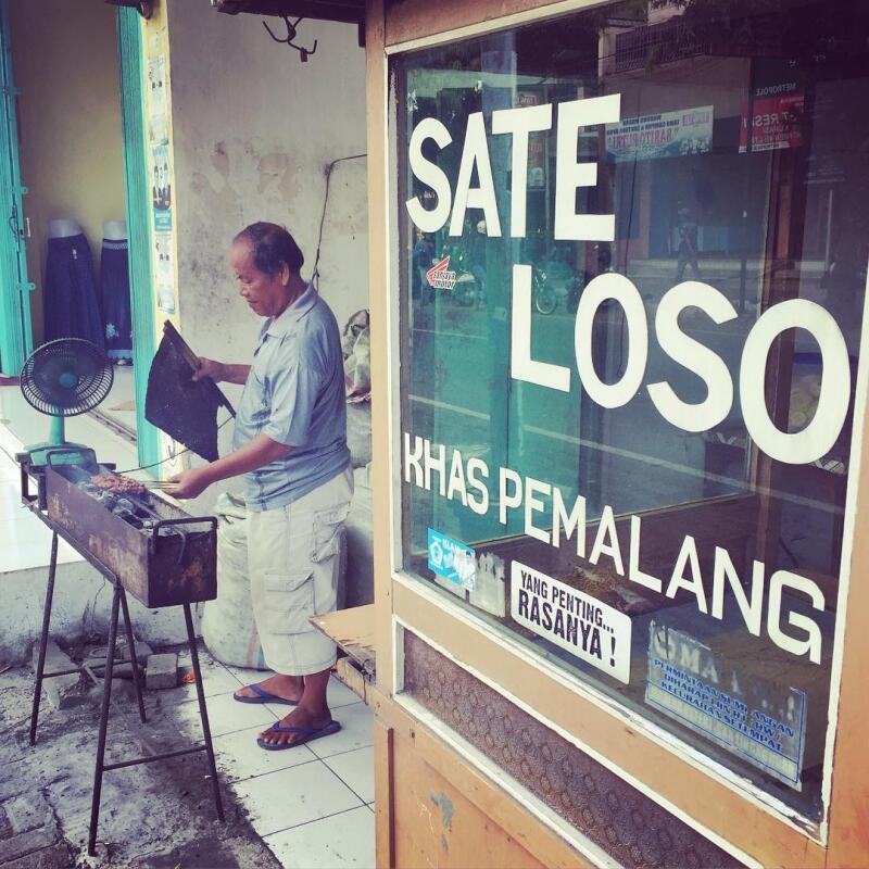 9 Ragam Sate Khas Jawa Tengah yang Dijamin Menggugah Selera Saat Pulang Kampung
