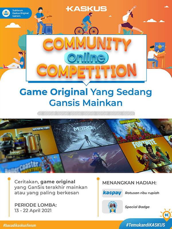 [COC] Ceritakan game original apa yang sedang Gan / Sis mainkan