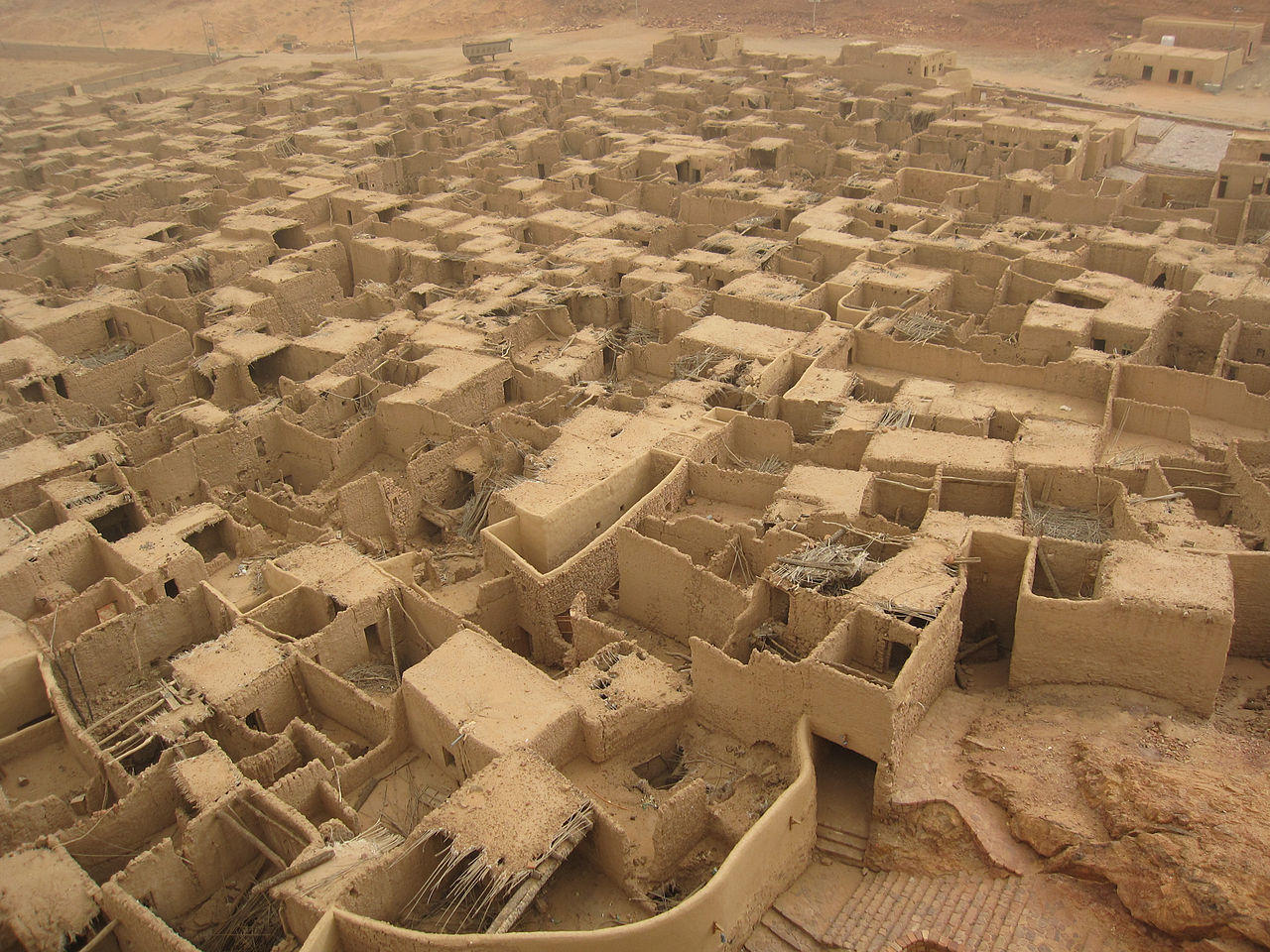 """Ternyata di Arab Saudi ada """"Kota Hantu"""" Lho? Berikut Faktanya"""