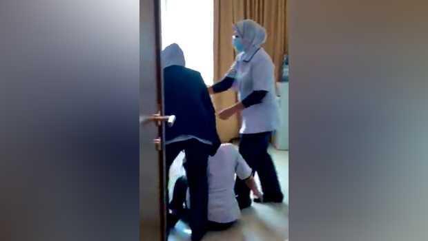 Mengaku Sebagai Anggota Polisi, Ini Fakta Pelaku Penganiayaan Perawat Yang Viral!