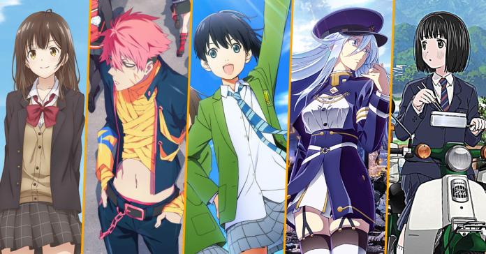 Spring 2021 Anime Review: Beri Penilaian Anime Yang Telah Kamu Tonton