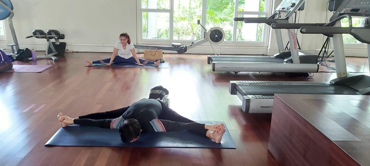 Yoga Saat Pandemi