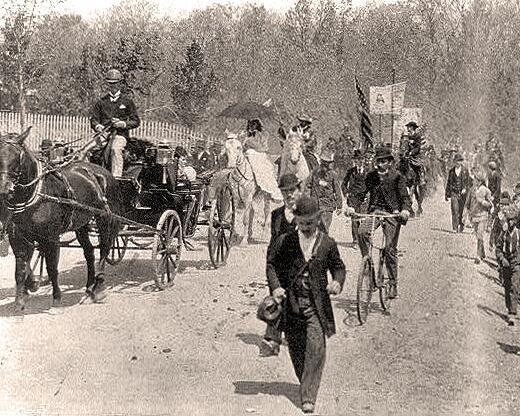 Coxey's Army : Kisah Perjuangan Long March Buruh Pertama di Amerika Serikat
