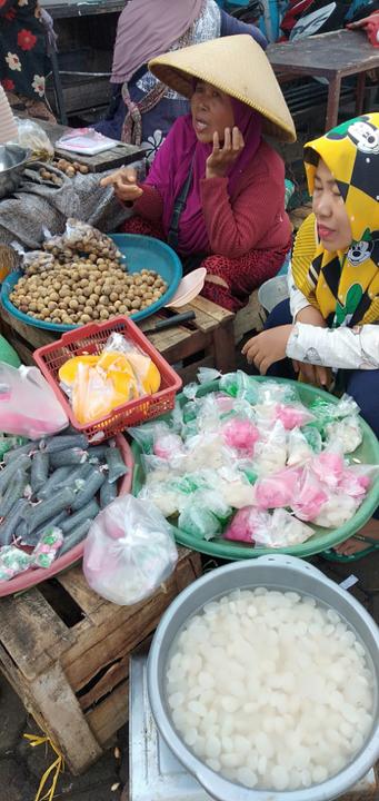 Kolang-kaling Tetap Menjadi Primadona di Bulan Ramadhan