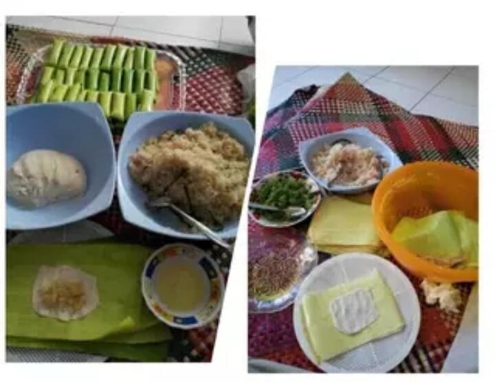 'Timphan' Kuliner Tradisional Khas Aceh untuk Menu Berbuka Puasa yang Manis