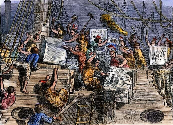 Pesta Teh Boston, Cikal Bakal Amerika Serikat Menuju Kemerdekaannya