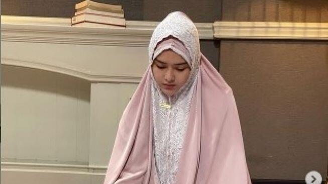 Akhirnya! Amanda Manopo Jawab Kepastian Pindah Agama ke Islam dari Kristen