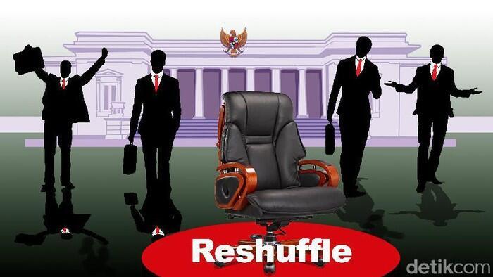 Reshuffle Kabinet Diumumkan Besok Rabu 21 April