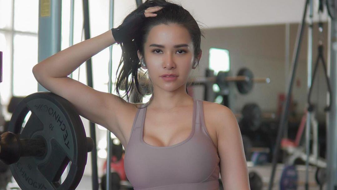 Maria Vania, Selebgram Cantik Olahraga Yang Kini Banyak Disukai Anak Muda