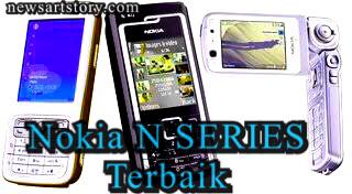 Inilah Daftar Nokia Seri N